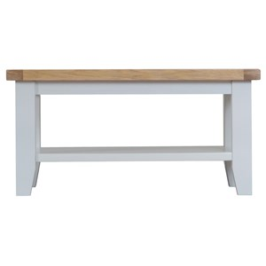Manor House Grey Small Coffee Table