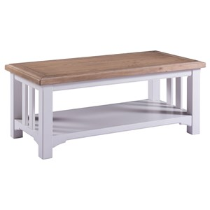 Denby Grey Coffee Table