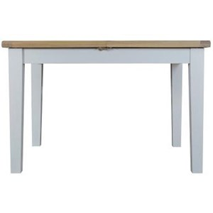 Manor House Grey 1.2m Butterfly Extending Table