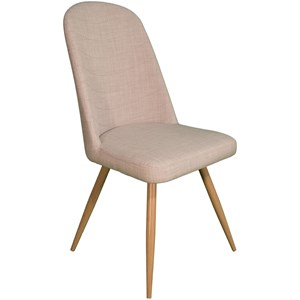 Anderson Dining Chair - Ivory