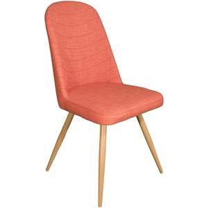 Anderson Dining Chair - Orange