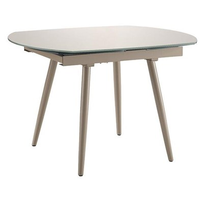 Anderson Extending Twist Dining Table Cappuccino