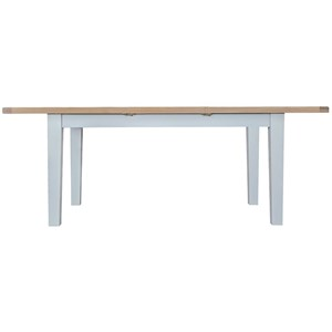 Manor House Grey 1.6m Butterfly Extending Table
