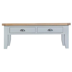 Manor House Grey Large Coffee Table